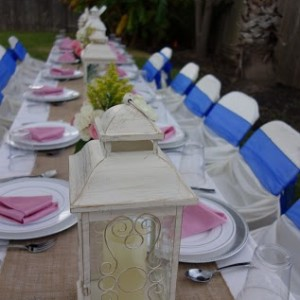 Rincon Real Event Planners in houston - Event Planner / Linens/Chair Covers in Houston, Texas