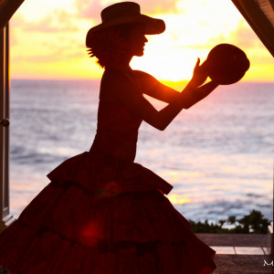 Ring of Fire Productions - Hula Dancer in Laie, Hawaii