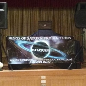 Rings of Saturn Productions - Wedding DJ / Party Rentals in Hollywood, Florida