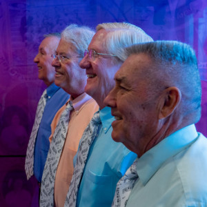 Never Home 4 - Barbershop Quartet in Raleigh, North Carolina