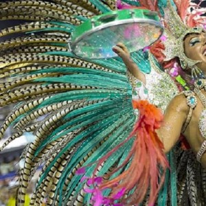 Rio Brasil Samba - Samba Dancer in Los Angeles, California