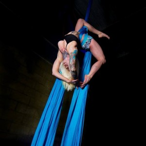 Riot Hooping & Aerial Dance - Aerialist / Sports Exhibition in New York City, New York