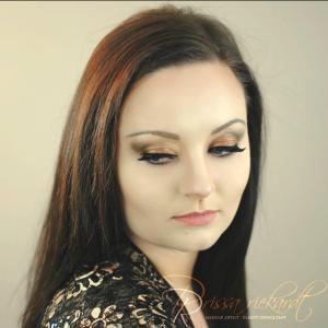 Rissa Riekardt Makeup