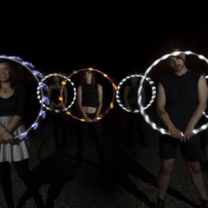 Resolute Circles Group - Dance Troupe / Hoop Dancer in Sacramento, California