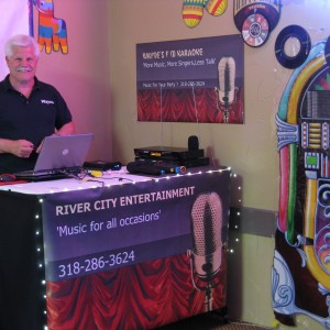 River City Entertainment - Karaoke DJ in Shreveport, Louisiana