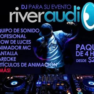 Riveraudio - DJ in Mission, Texas