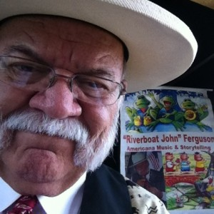 Riverboat John Ferguson - Storyteller / Arts/Entertainment Speaker in Blountsville, Alabama