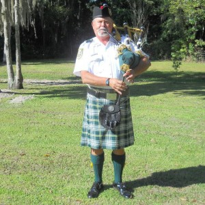 Riverdale Piper - Bagpiper / Celtic Music in Palatka, Florida
