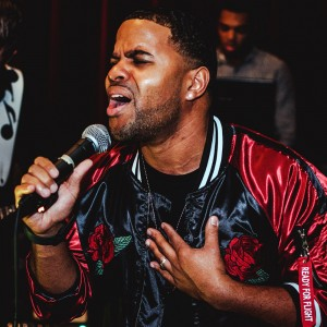 RJ Griffith - R&B Vocalist in Chicago, Illinois