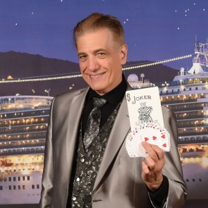 R.J. Lewis - Comedy Magician / Strolling/Close-up Magician in Phillipsburg, New Jersey