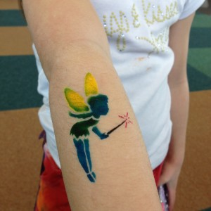 RJM Entertainment, Inc. - Temporary Tattoo Artist in Allentown, Pennsylvania