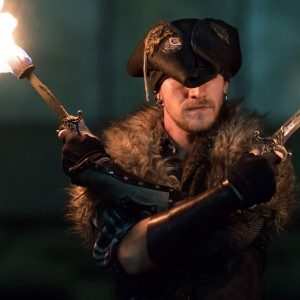 Robb Stormblood - Fire Performer in San Francisco, California