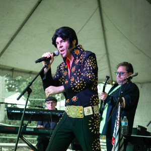 Robbie Dee's Tribute to Elvis - for hire