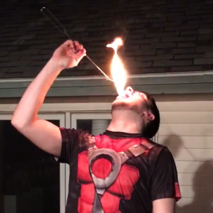 Robby Johnson Magic - Magician / Fire Eater in Schofield, Wisconsin