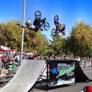 Robert Castillo's BMX Freestyle Team