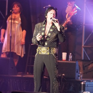 "Robert ""Elvis"" Hund - Elvis Impersonator / Impersonator in Orange County, California"