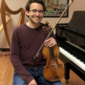 Robert Garbarz, Violinist - Violinist / String Quartet in Denton, Texas