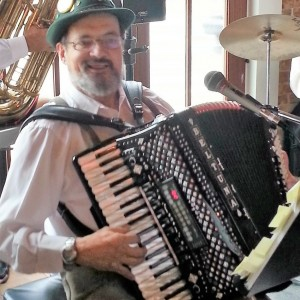 Bob Planner       accordion player