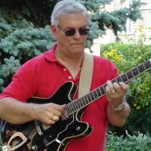 Jazz guitarist Bob Roetker - Jazz Guitarist in Milford, Ohio