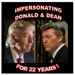 Robert Ensler as Dean Martin or President Trump - Dean Martin Impersonator in Las Vegas, Nevada