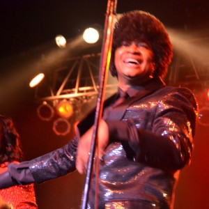 Robert T   The James Brown Tribute Show & Review