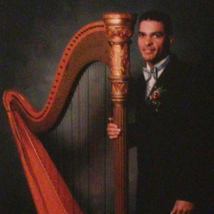 Robert Turner Harp and Oboe Performance