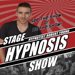 Robert Young Stage Hypnosis Show - Hypnotist in Los Angeles, California