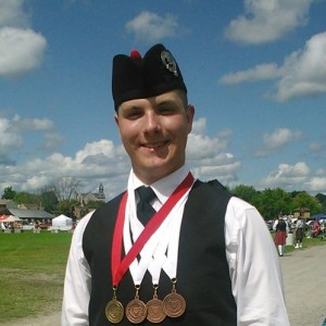 Robertson Bagpiping - Bagpiper / Celtic Music in Quinte West, Ontario