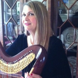 Robin Arioto Fickle - Harpist in Yardley, Pennsylvania