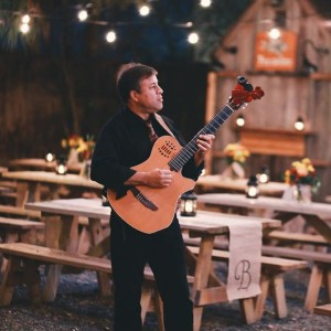 Robin Lahiri, Heart Strings - Guitarist - Classical Guitarist / Wedding DJ in St Augustine, Florida
