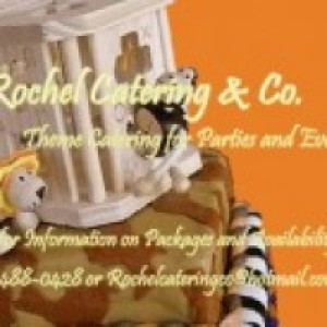 Rochel Catering and Co. - Cake Decorator in El Paso, Texas