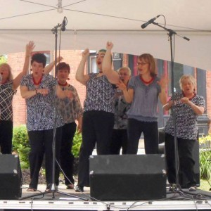 Rochester Rhapsody - A Cappella Group in Rochester, New York