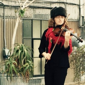 Emerson Sinclair - Violinist in Newhall, California