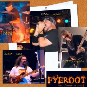 FyreRoot - Rock Band in Mississauga, Ontario