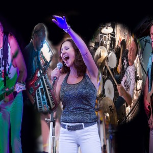 Rock Monsterz - Dance Band / Wedding Band in Sacramento, California