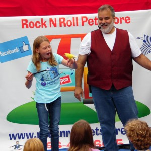 Rock N Roll Pet Store Kids Show - Children's Party Magician / Animal Entertainment in Brookville, Pennsylvania