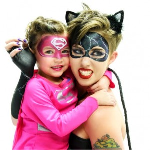 Rock Your Body Face and Body Art - Face Painter / Halloween Party Entertainment in Albuquerque, New Mexico
