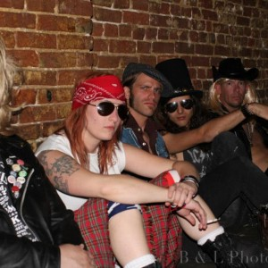 Rocket Queen - Guns N' Roses Tribute Band in Springfield, Missouri