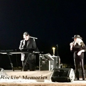 Rockin' Memories - Pam Barker & Bruce Rudolph - Oldies Music in Chandler, Arizona