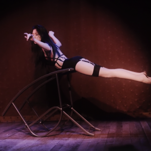 Rocking Chair Dancer - Aerialist in New York City, New York