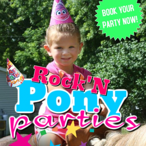 Rock'N Pony Parties - Pony Party / Children's Party Entertainment in New Lebanon, Ohio
