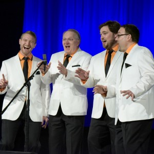 Rocky Toppers - Barbershop Quartet in Knoxville, Tennessee