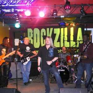 Rockzilla - Cover Band / 1980s Era Entertainment in Raleigh, North Carolina