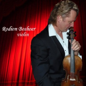 Rodion Boshoer - Violinist in Toronto, Ontario