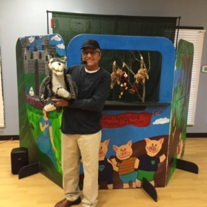 Rogelio's Enchanted Puppet Shows - Storyteller / Halloween Party Entertainment in San Antonio, Texas