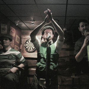 Rogue Diplomats - Celtic Music / Storyteller in New York City, New York