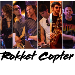 Rokket Copter - Party Band in Washington, District Of Columbia