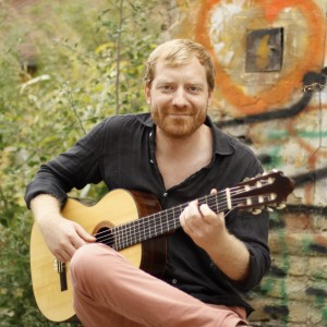 Roko Djokovic - Classical Guitarist in New York City, New York