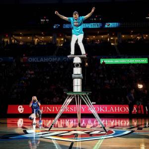 Cristin Sandu's Utmost Balance Act - Balancing Act in Las Vegas, Nevada