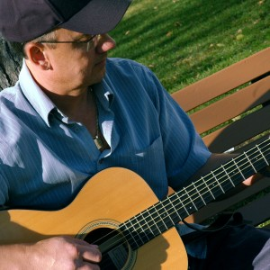 Roland Majeau - Folk Singer in Edmonton, Alberta